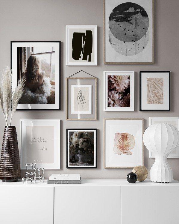 Photo of Møblerideer og inspirasjon Art & Living Ideas – Desenio.at