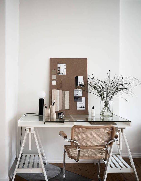 10 inspiring small workspaces via coco lapine design blog art