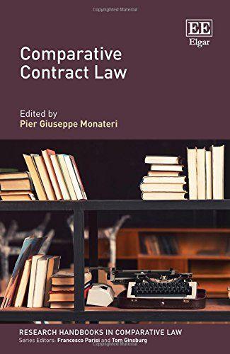 Comparative Contract Law Contract Law Contract Free Pdf Books