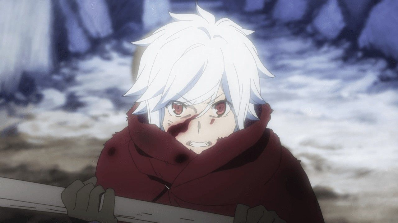 Episode 10 Pass Parade Procession of Monsters #Danmachi #Crunchyroll