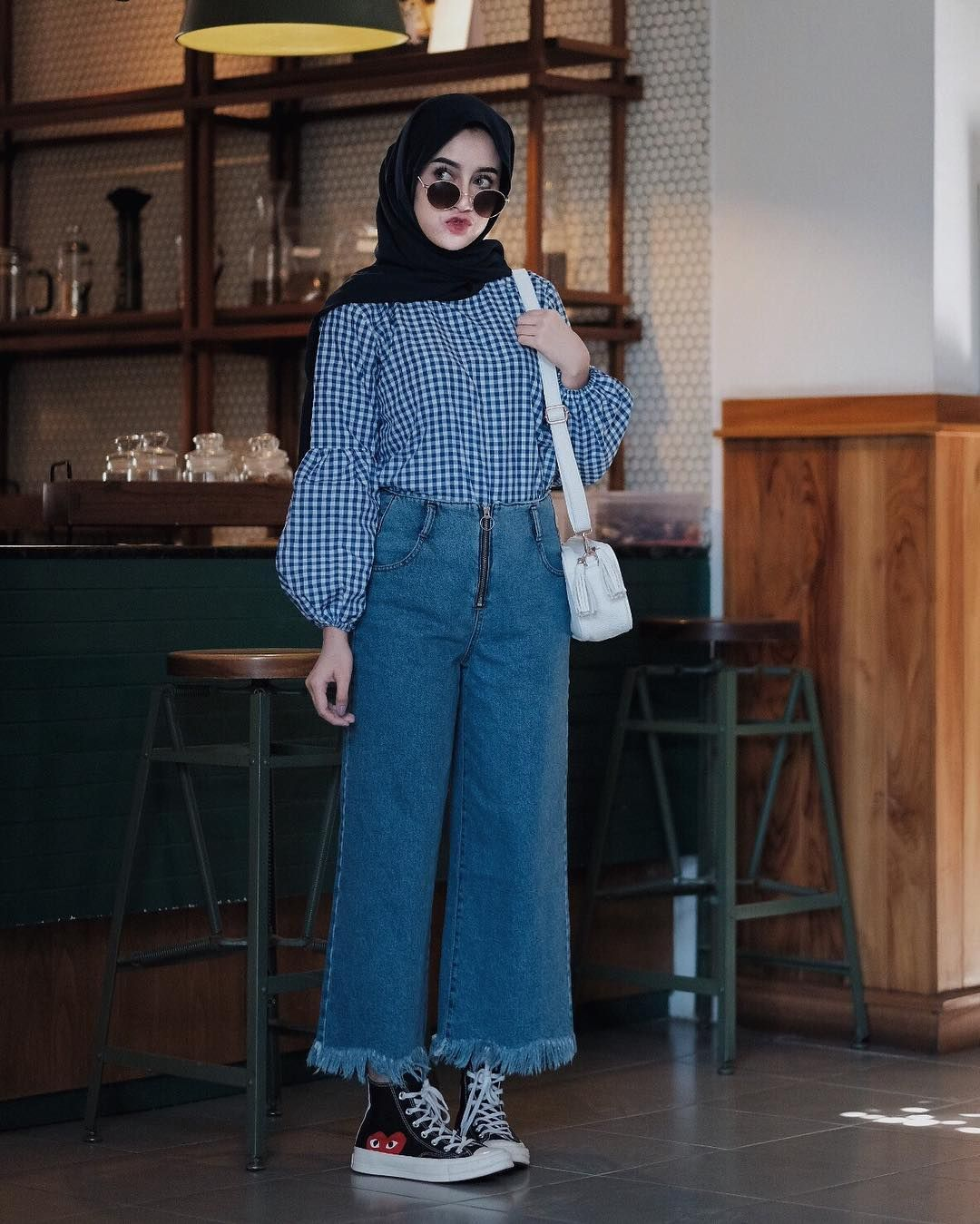 Up For Brunch Hijab Inspiration In 2018 Pinterest Kebaya Lestari Putih 1185r