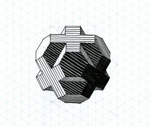 Fun With Isometric Paper   Design    Graph Paper