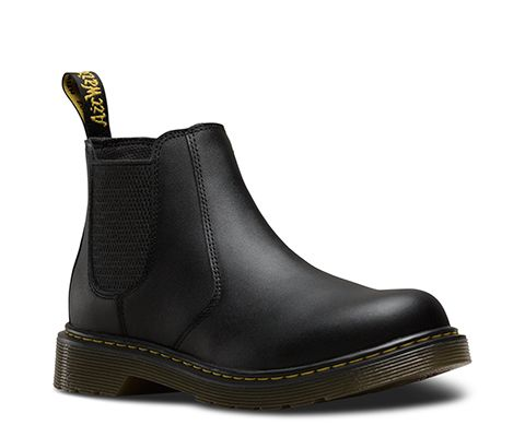 Chelsea boots, Leather chelsea boots
