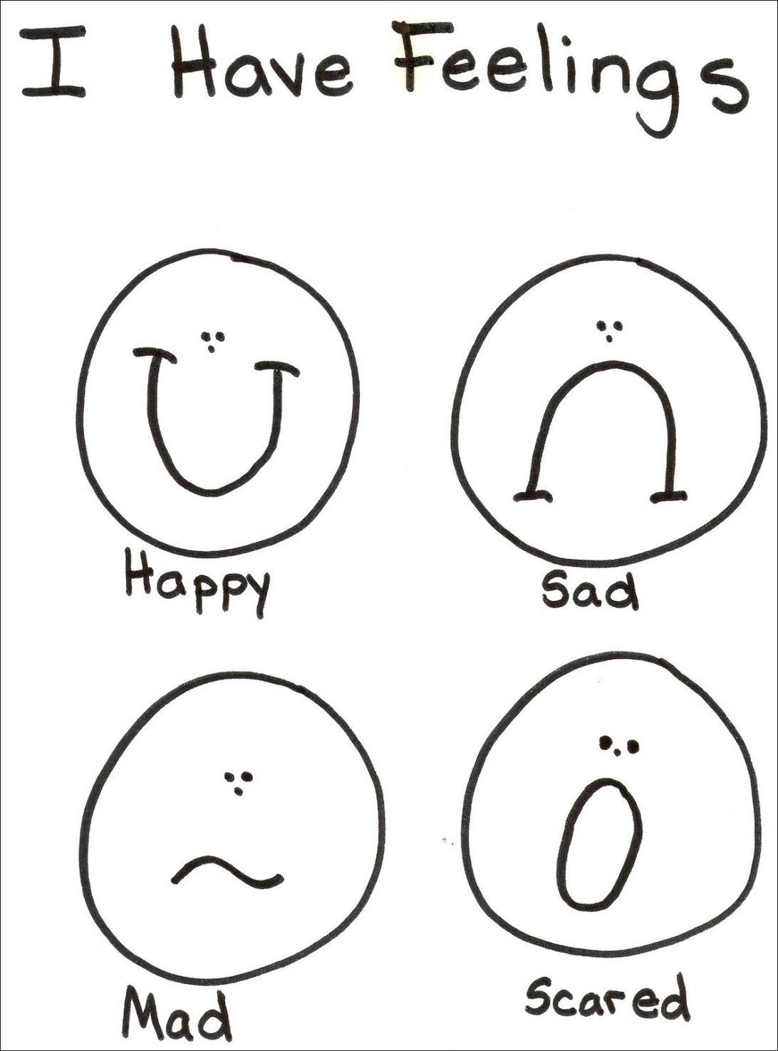Free Printable Feelings Worksheets Top 12 Fantastic Free Printable Emotions Colori Emotions Preschool Kindergarten Worksheets Printable Kindergarten Worksheets Free preschool feelings worksheets