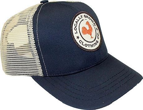 Patch Trucker Cap - Locally Grown Clothing Co.  30  3f04033a05