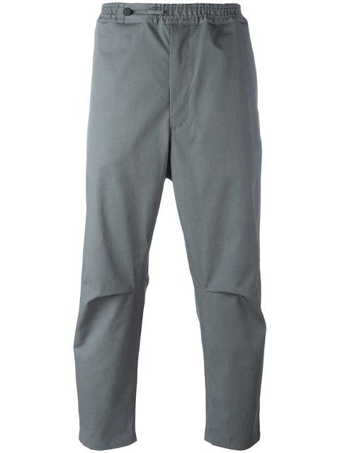 OAMC loose-fit trousers. #oamc #cloth #trousers