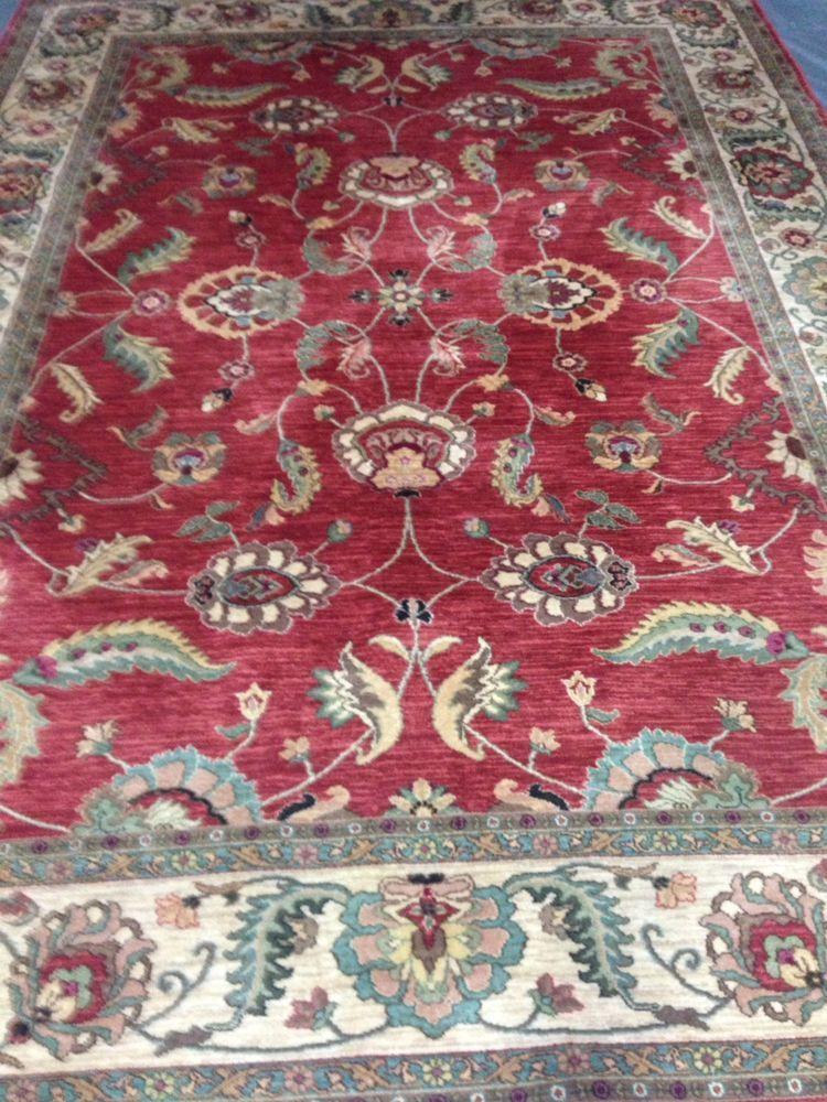8 8 X 12 Karastan Ashara Agra 549 15002 100 Wool Rug
