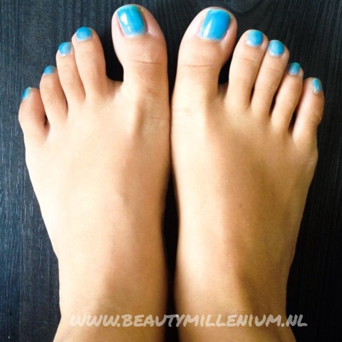#Mixcoco #gellak #042 'Spring Blue' verkrijgbaar via www.beautymillenium.nl 💅🏻✨ minimaal 2 weken lang prachtig gelakte #nagels met #MixcocoGellak #nails #gelnails #manicure #gelmanicure #nailart #gellish #gellac #gelish #gelnagellak #mani #nailartclub #beauty #nailpolish #bluenails