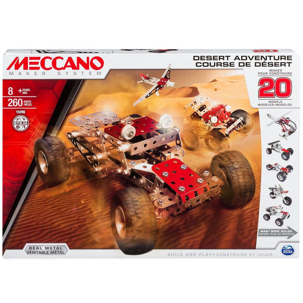 Official website Meccano ® Meccano construction sets