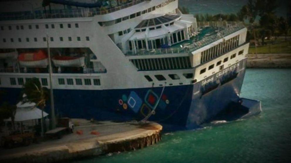 Bahamas Celebration Cruise Ship Was Evacuated During A Halloween - Bahamas celebration cruise ship
