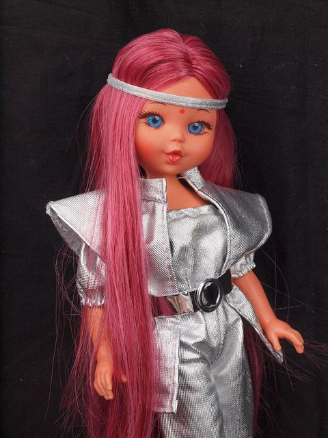 marianna with her new outfit(its from fleur her friend)