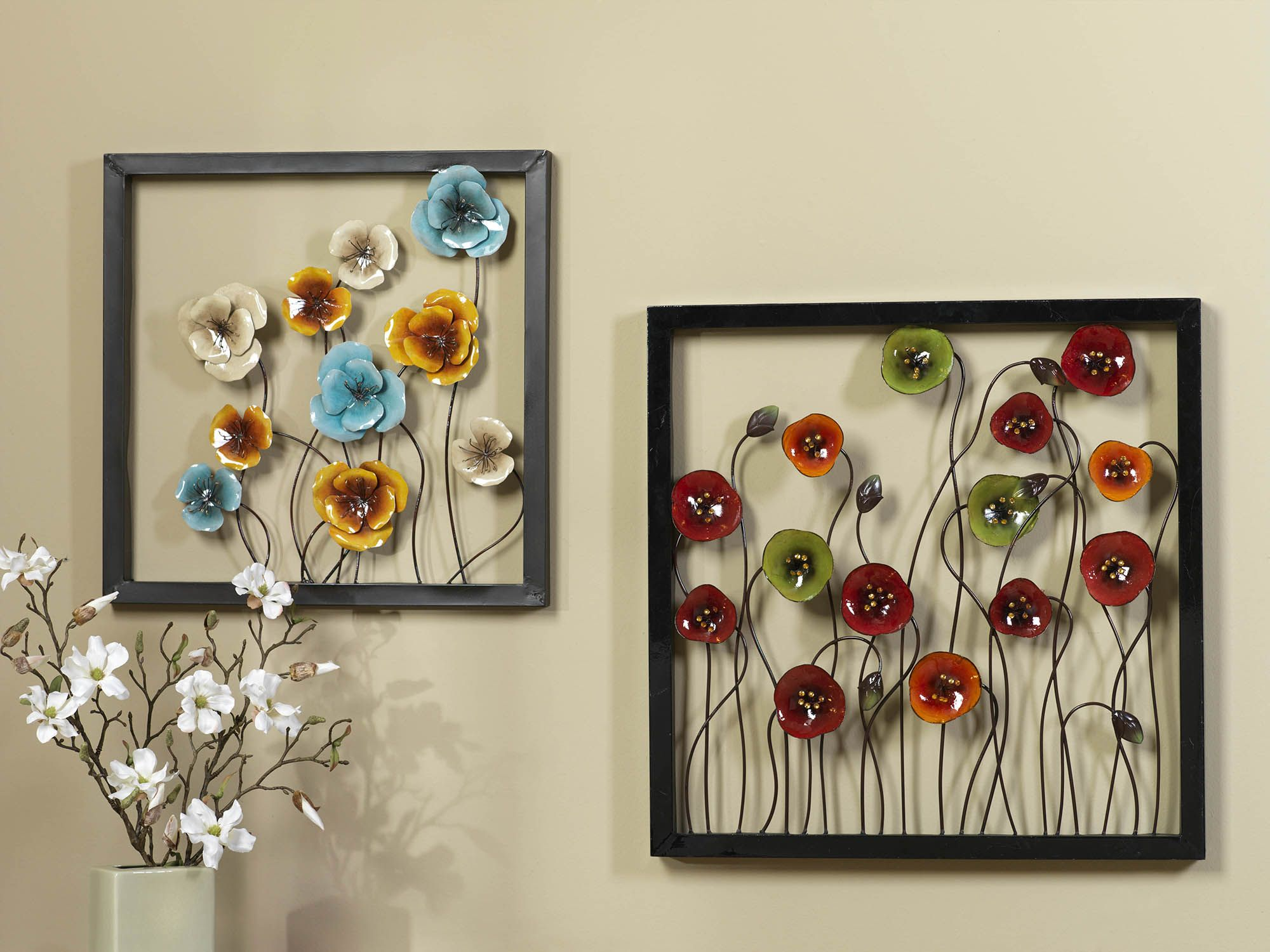 Craft wallart craft | Colored Frames and Pictures | Crafts - Wallart ...