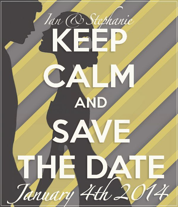 i designed my own save the date hope this inspires some of you