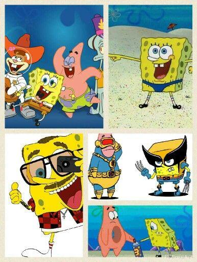 Top5 spongebob pictures