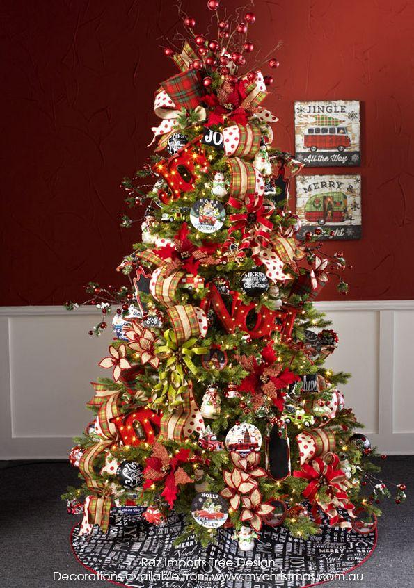 decorating christmas themes christmas tree and holidays