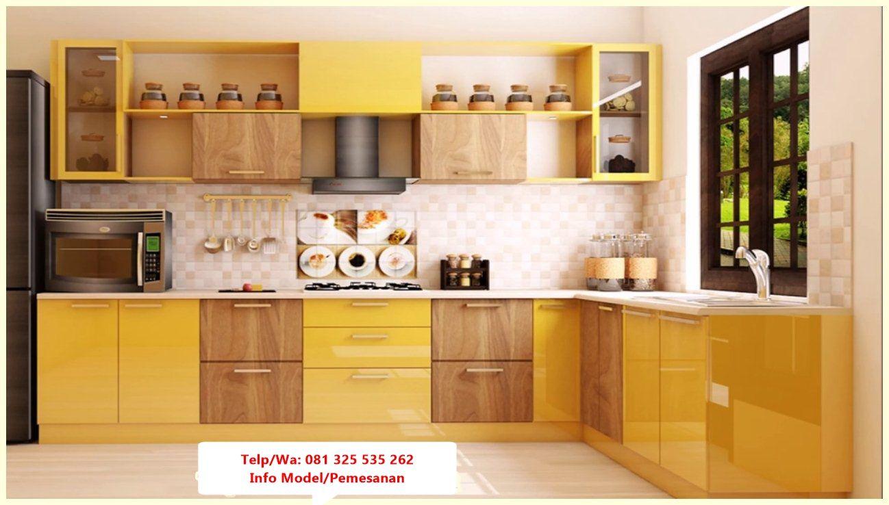 Desain kitchen set jati minimalis trend kitchen set jati minimalis referensi kitchen set dapur minimalis biaya pembuatan kitchen set minimalis jati
