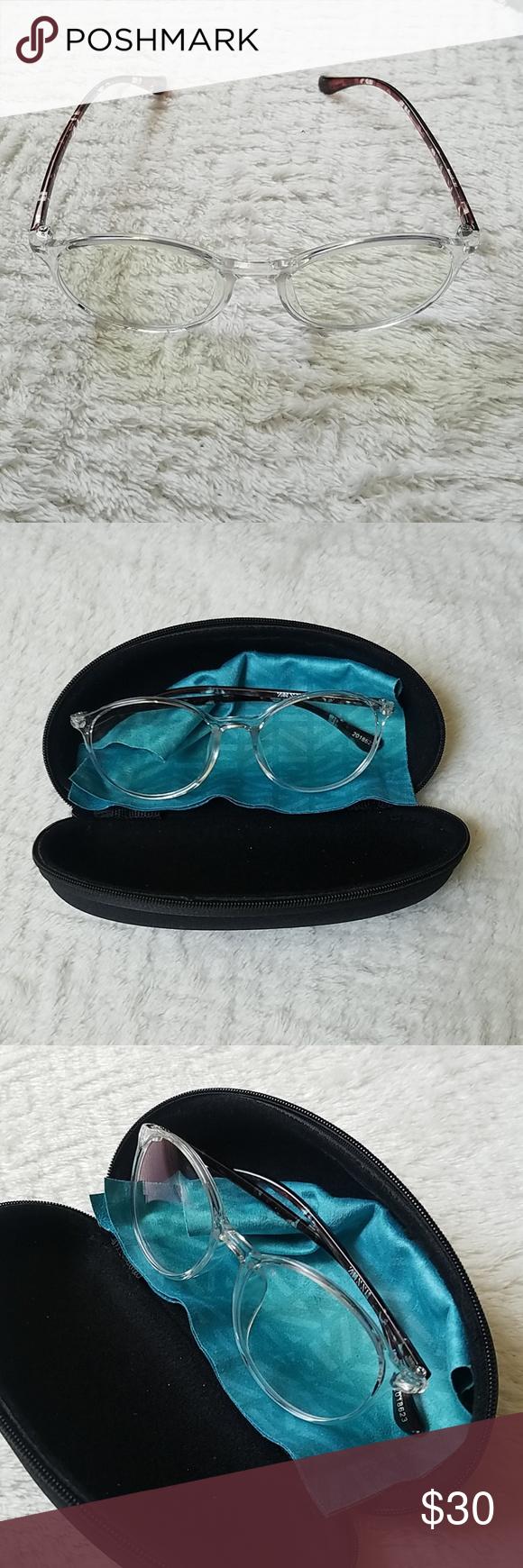 8aecc747d2 Zenni Optical blue light lenses Non prescription glasses. These are meant  for editing
