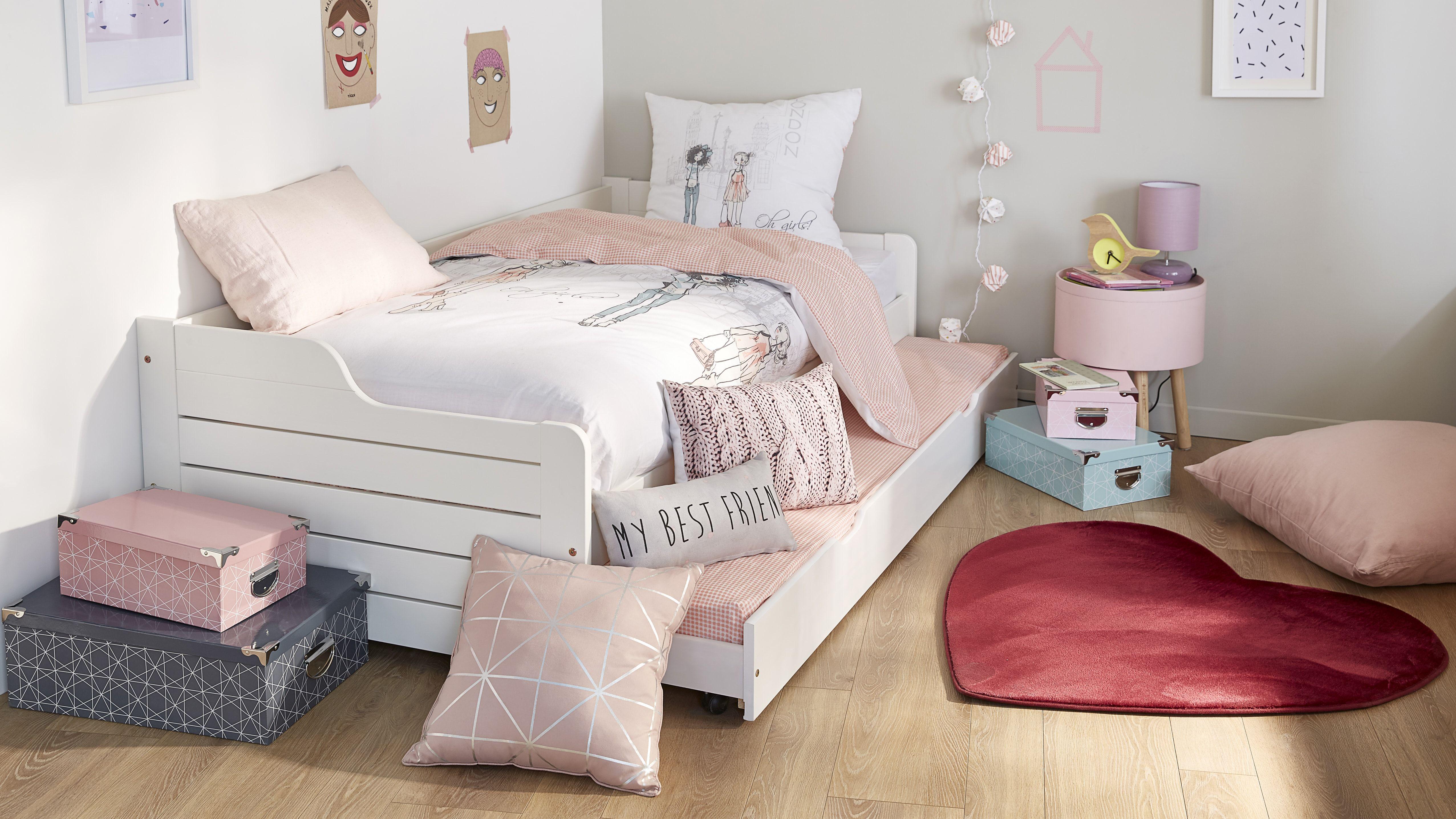 Chambre pour fille - Alinéa  Etagere chambre enfant, Idée chambre
