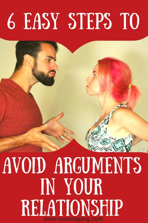 Premise Indicator Words: 6 Easy Tips For Avoiding Arguments In Your Relationship