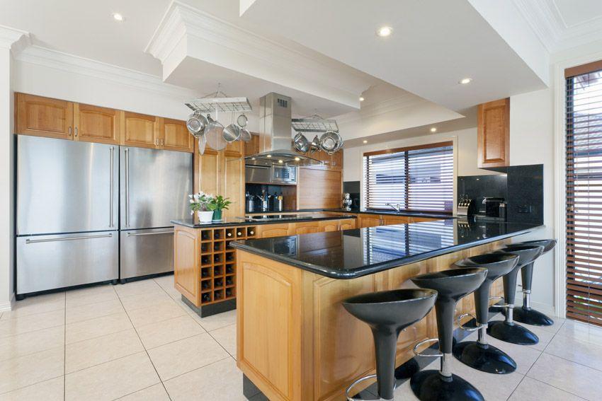 47 Modern Kitchen Design Ideas (Cabinet Pictures)   Black ...