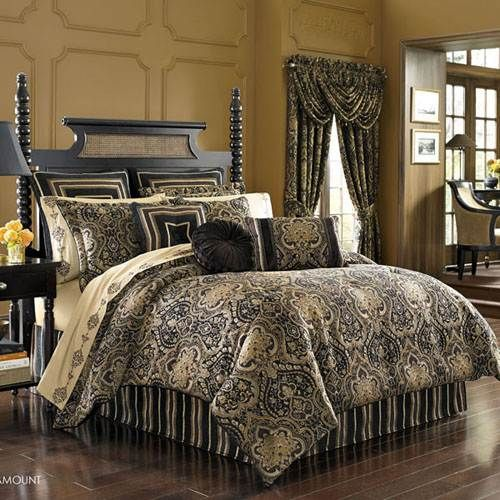 J Queen New York Paramount Bedding Damask By J Queen New York