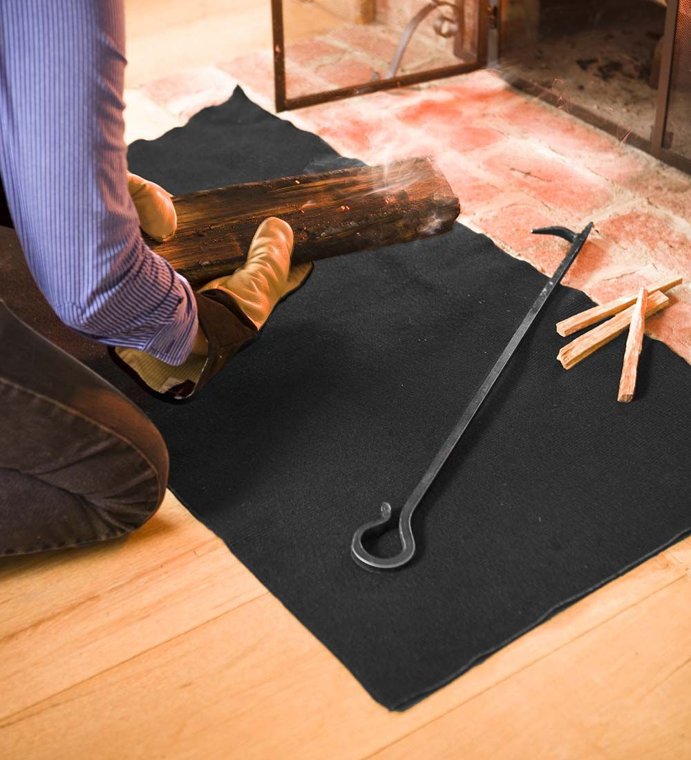 Pavenex Fire Resistant Hearth Rug Rugs Helps Protect Your And Home With A Thermal Barrier