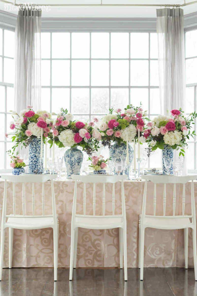 Traditional & Modern Chinese Wedding Ideas | Pinterest | White vases ...