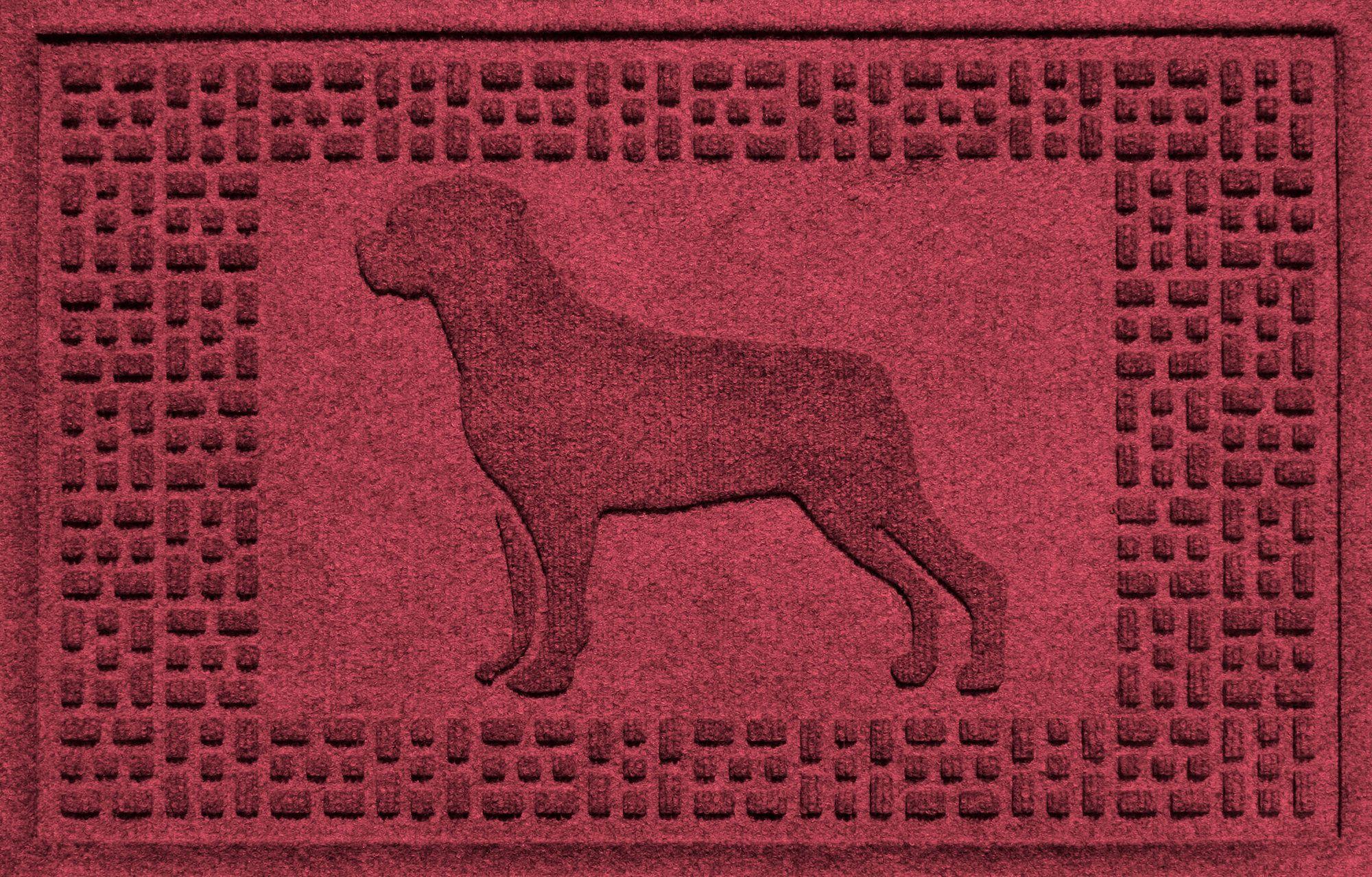 Aqua Shield Rottweiler Doormat