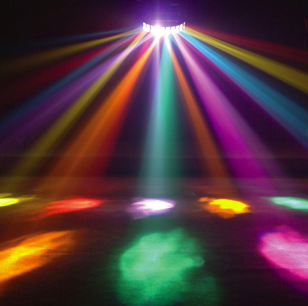 Laser Light Shows Keychain Lights Background