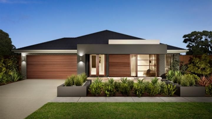 New Contemporary home design Winslow MK2 by Carlisle Homes 4