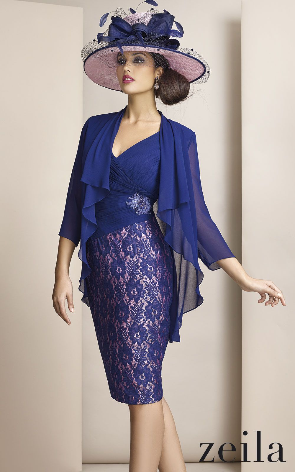 A stunning outfit from Zeila for a mother of the bride, mother of ...