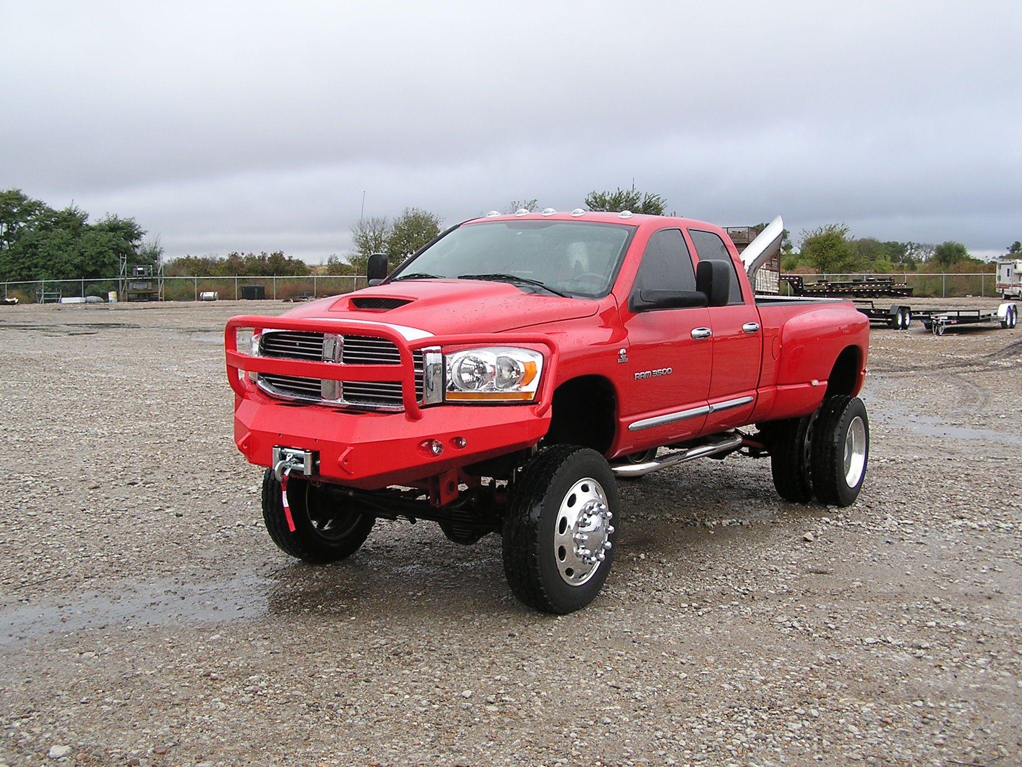 Big+Red+Dodge+_1_ Dodge trucks ram, Dodge cummins, Ram