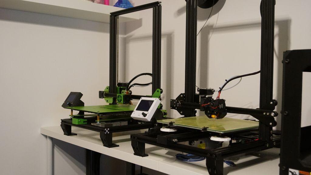 Tevo Tornado Standalone Mod By Xxricsxx Tornado Home Decor 3d Printing