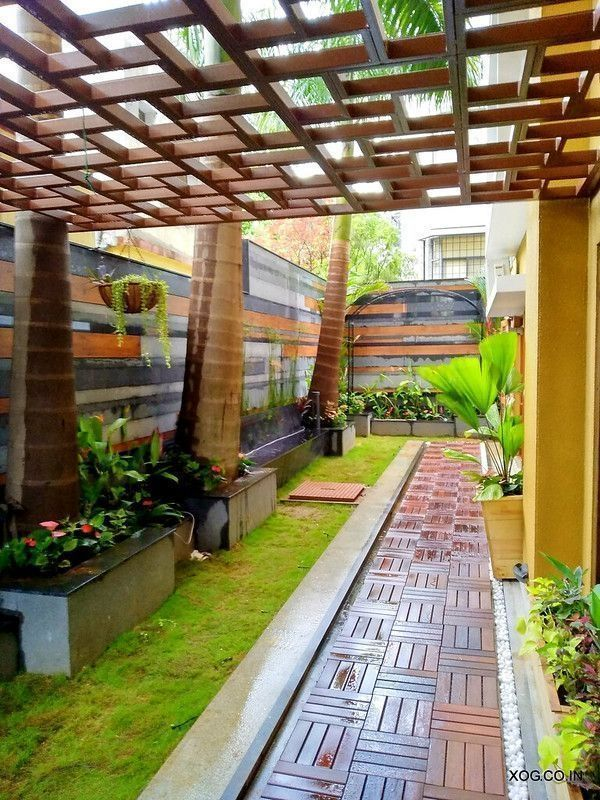 30+ Fascinating Small Backyard Gardening Ideas With Indian ...