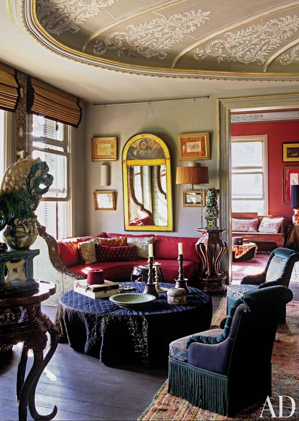 Exotic Living Room Ideas: Exotic Dining Room By Serdar Gülgün In Istanbul