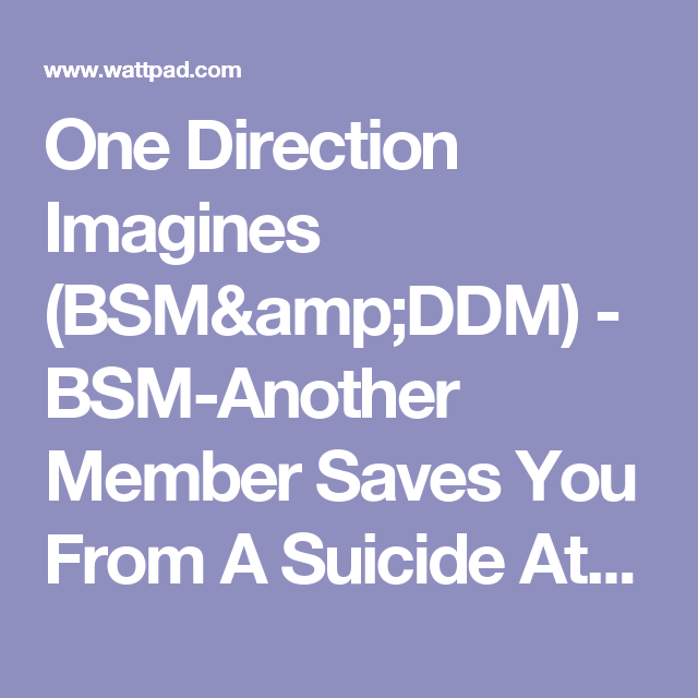 One direction preferences bsm youre dating a band member