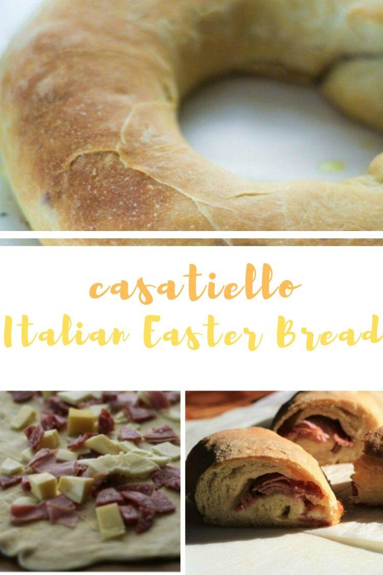 Casatiello Recipe In 2020 Italian Easter Bread Italian Easter Easter Bread