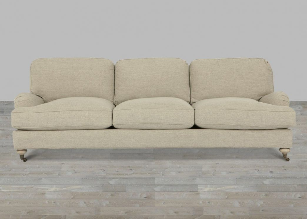 Good Restoration Hardware English Roll Arm Sofa in 2020 ...