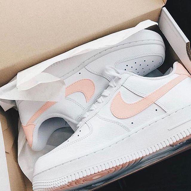 New Buy Women Nike Air Force 1 07 Patent Shoe (WhiteWhite