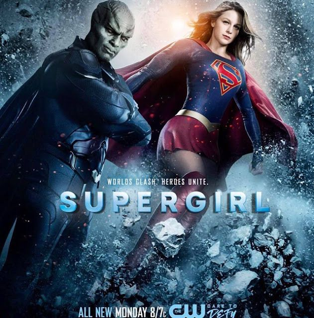 Galaxy Fantasy: Supergirl: The Martian Chronicles tiene un nuevo tráiler