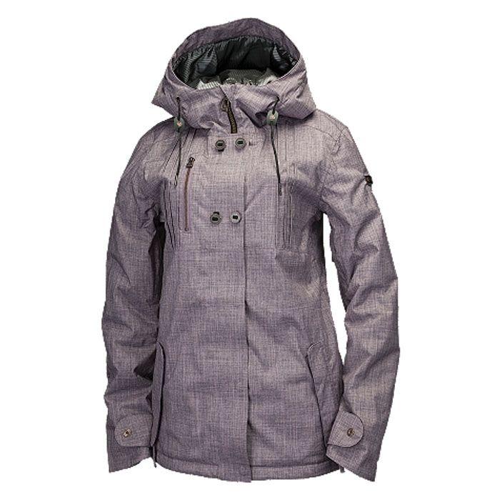 c8c58ac4 Ride Cappel Women's Secret Snowboard Jacket | Snowboard ...