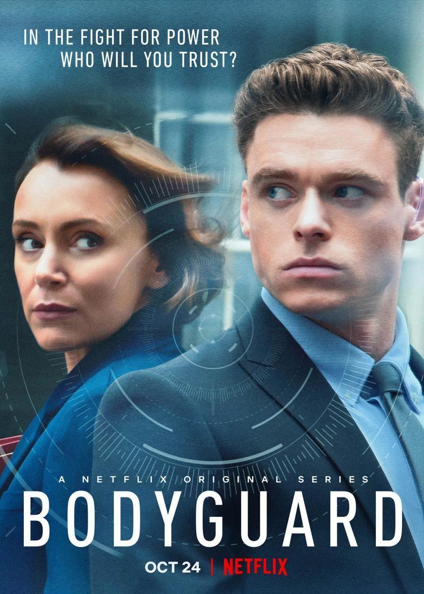 Bodyguard Richard madden, Netflix, Tv dizileri