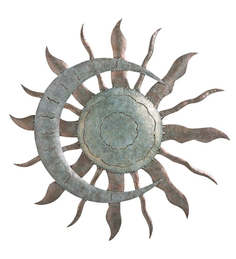 Recycled Metal Moon And Sun Wall Art In Metal Garden Wall ArtVerified  ReplyVerified ReplyVerified ReplyVerified ReplyVerified ReplyVerified  BuyerVerified ...