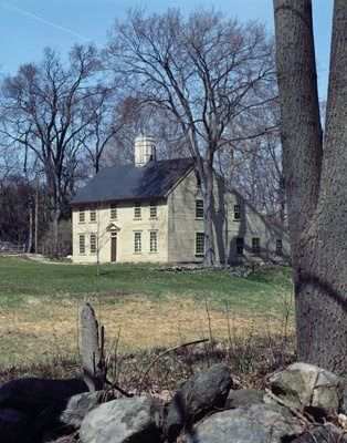 The Laurel Hedge Sweet Saltboxes Early American Homes Saltbox
