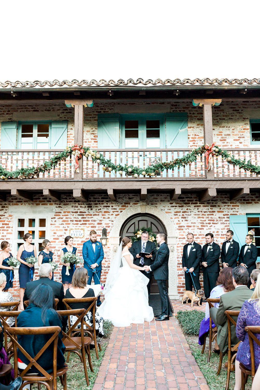 Winter Wedding Ceremony In Casa Feliz: Winter Wedding Venues In Florida At Reisefeber.org