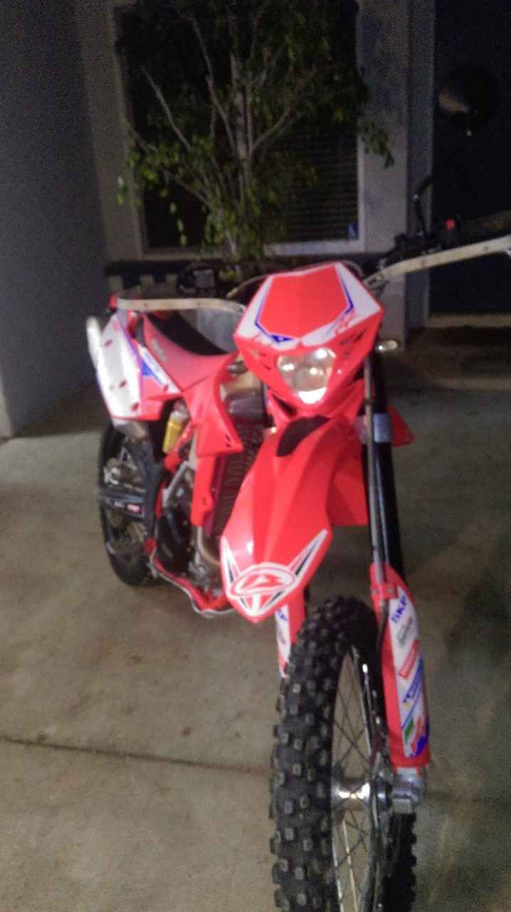 Used 2014 Beta 480 Rr Motorcycles For Sale In California Ca 2014
