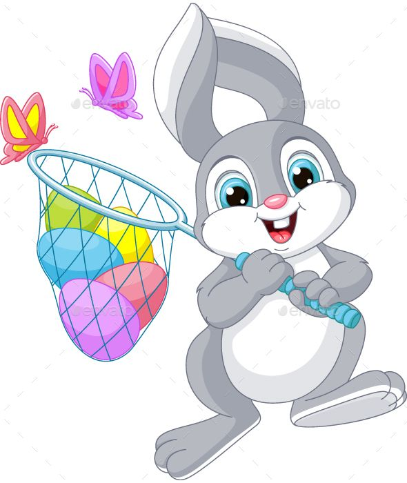 Easter Rabbit Easter Bunny Cartoon Easter Drawings Easter