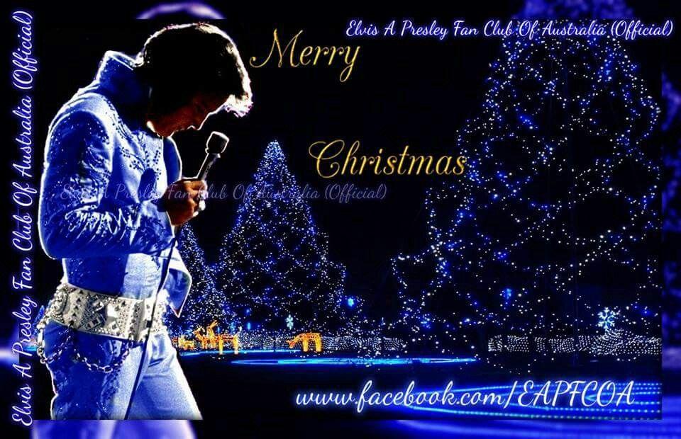 {*A Elvis Merry Christmas*}