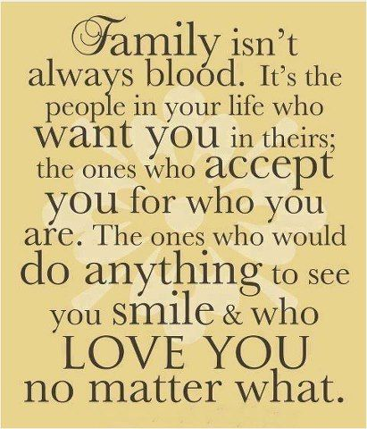 Maya Angelou Poems About Family Amen! Respect U0026 Acceptanceu003d Some Family Is  Not Real Family ! Some Friends Are Real FAMILY