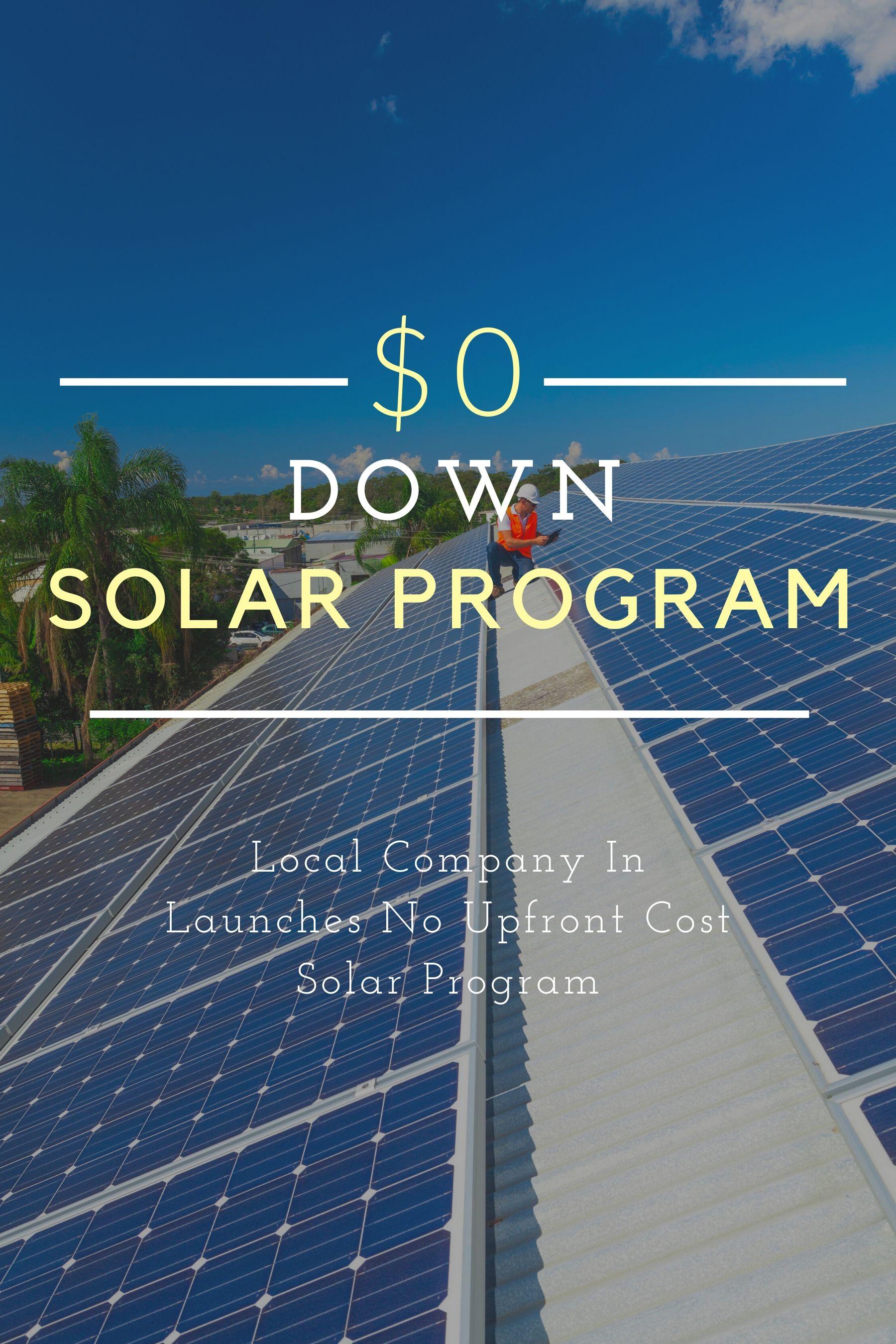 Go Solar Today In 2020 Solar Solar Installation Homeowner